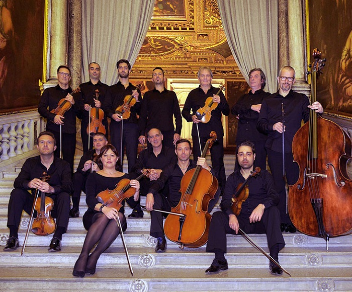 New Year Concert, January 1st, 2018 at 8,30 PM Antonio Vivaldi's