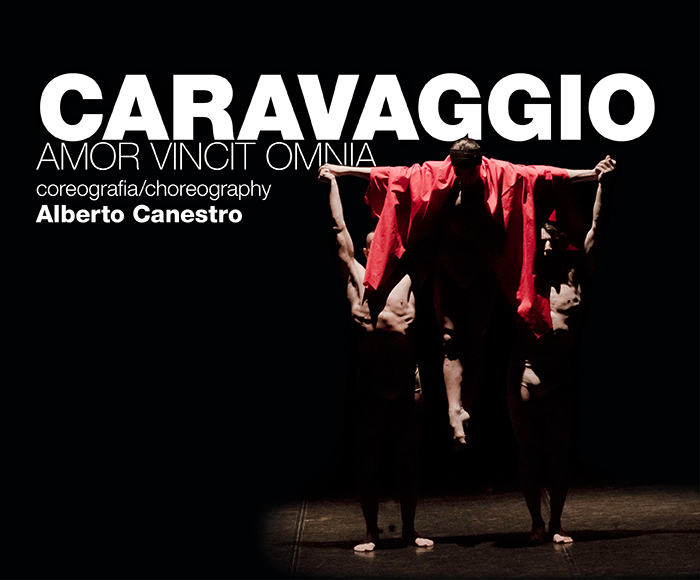 The atmospheres, the light and the colours of Caravaggio's paintings come together in this original choreographic creation to witness the power and universality of the great seventeenth-century painter. Atmospheres of great rigor and classic elegance gi