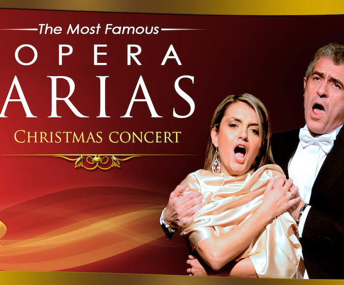 Christmas Concert: The Most Beautiful Opera Arias