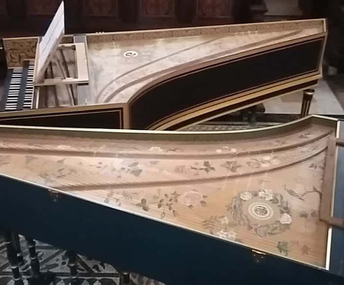 Concertos for solo and two harpsichords - Marija Jovanovic, Harpsichord - Marco Vincenzi, Harpsichord - Venice Music Project Ensemble
