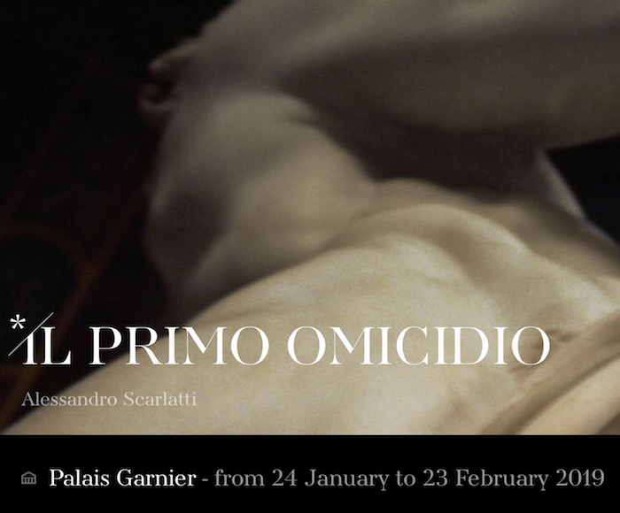 Oratorio in six voices (1707) - The murder of Abel by his brother Cain is one of those subjects that fascinated a century preoccupied by theological matters. That first murder was to engender all humanity and cast the ambiguous figure of Cain in the role