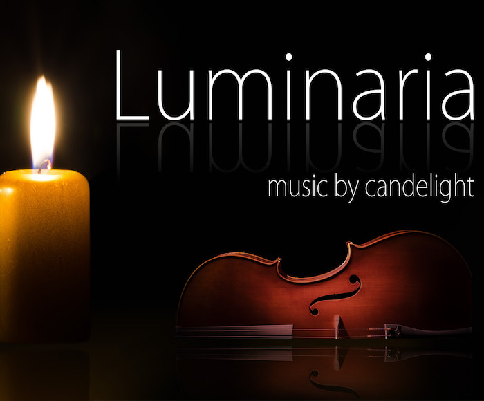 Lose yourself in the candlelights inside the Church and enjoy this suggestive atmosphere. Violin: Susanne Boehm - Piano: Michael Glenn Williams