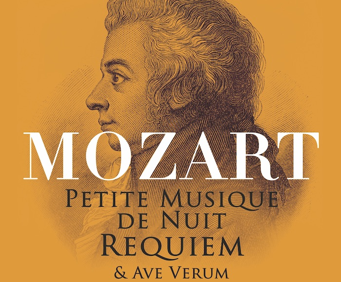 MOZART REQUIEM at La Madeleine Church (27 Avril 2019)
