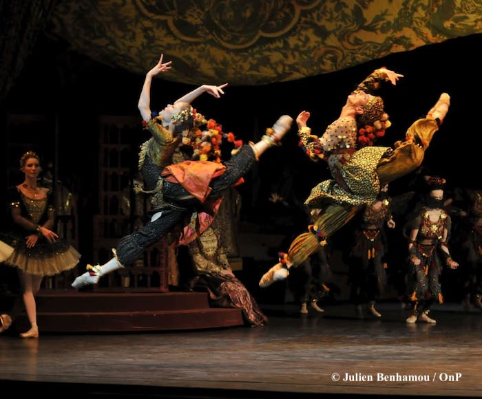 Ballet in three acts - Sujet de Lydie Pachkoff and Marius Petipa - Raymonda, which premiered in 1898 at Saint Petersburg's Mariinsky Theatre to Alexander Glazunov's scintillating score, was Marius Petipa's quintessential narrative ballet.