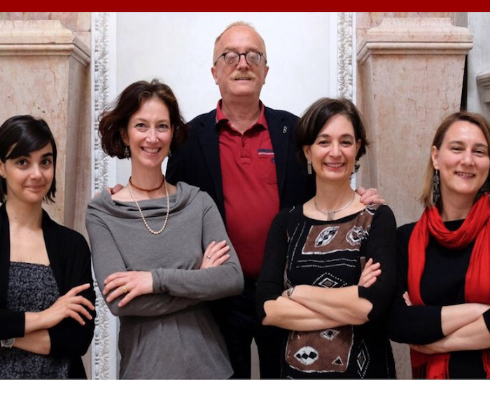 Music and politics in Venice between the Middle Ages and Humanism - Venice Music Project has the pleasure of welcoming  the Ensemble Oktoechos and their director Lanfranco Menga, who will perform a program of motets for mixed voices.