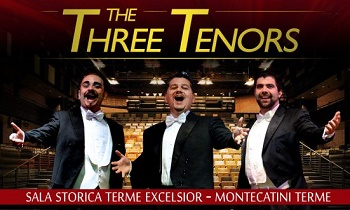 The Three Tenors: Canta Napoli