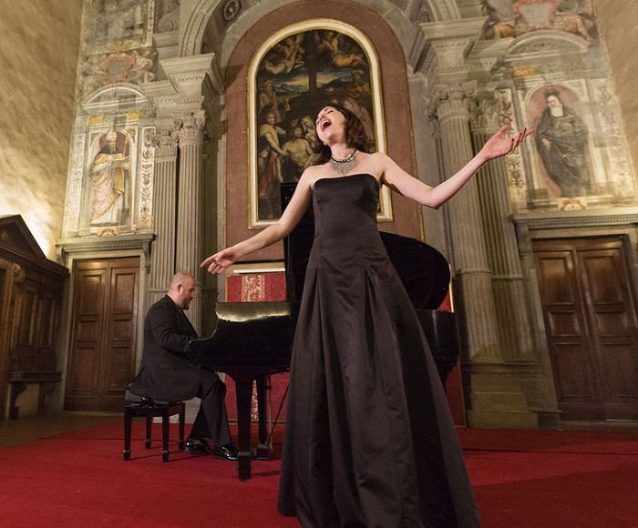 An exciting journey through the most famous Italian opera arias. The program features arias from La Traviata, La Bohème, Tosca, Madama Butterfly, The Barber of Seville and more....