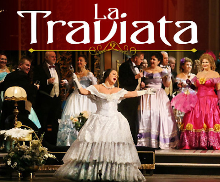 A timeless story, sites of love found and then sacrificed between Alfredo and Violetta in a short version of the famous opera by Giuseppe Verdi that excited the world: the Traviata!