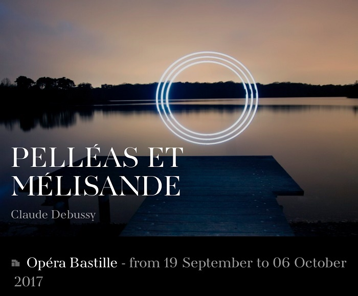 Debussy's Pelléas and Mélisande seek to pursue their impossible love in an intangible temporality where prosody is as limpid as music.