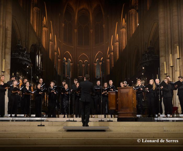 Requiem, Symphonie de Psaumes