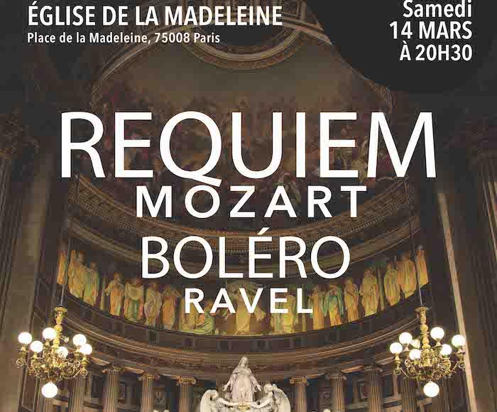 Requiem & Bolero