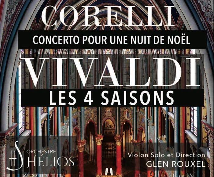 Concerto pour une Nuit de Noël, Les 4 Saisons