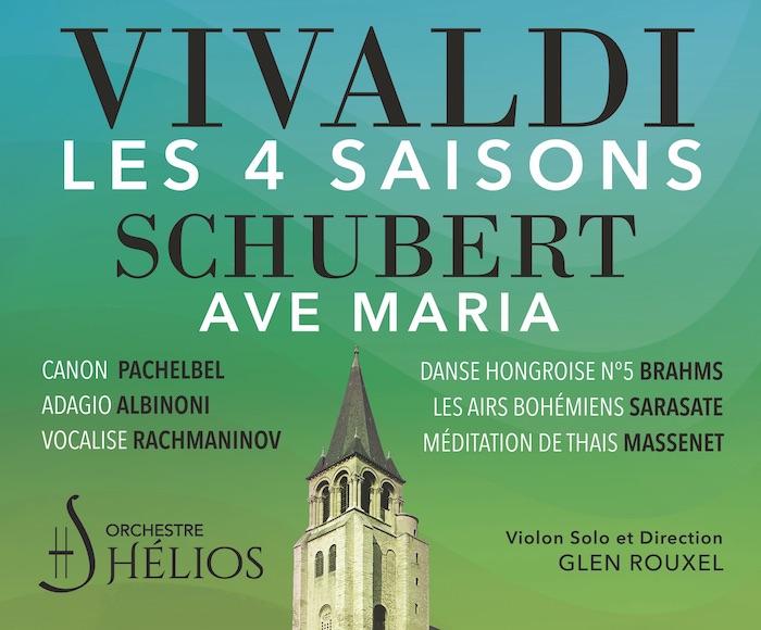 Les 4 Saisons de Vivaldi (27 Avril 2019)