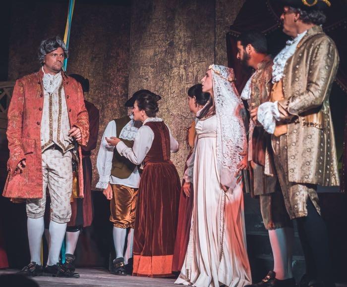 DON GIOVANNI al Teatro Aurora