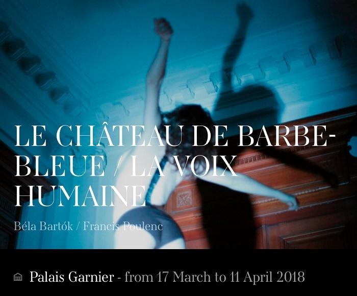 LE CHÂTEAU DE BARBE-BLEUE / LA VOIX HUMAINE