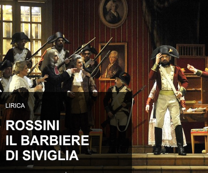 IL BARBIERE DI SIVIGLIA (August 26th, 2018)