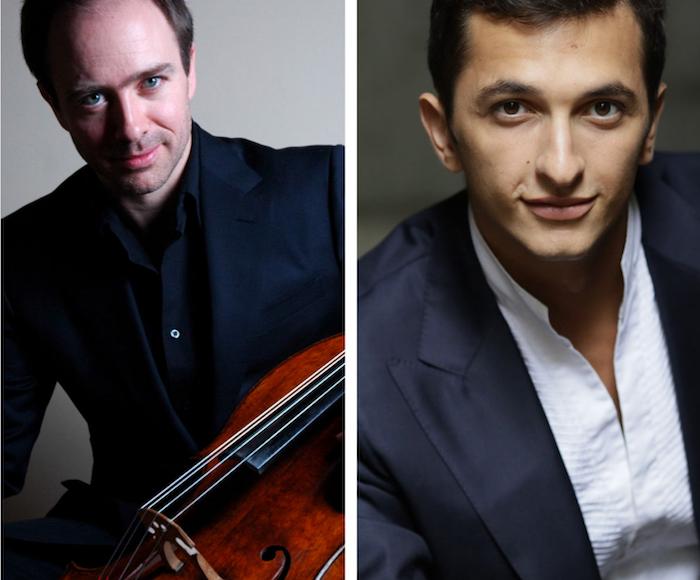 Duetto per violoncelli lettera F n. 1, 2 e 3