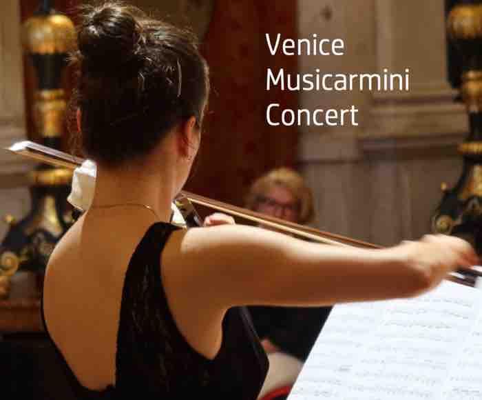 Concert at Scuola Grande dei Carmini