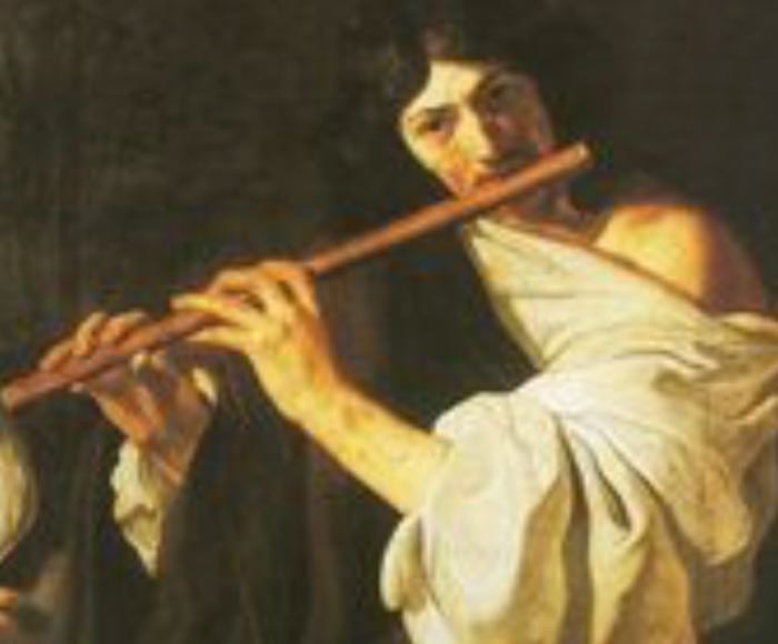 THE SWEET SOUND of the BAROQUE FLUTE