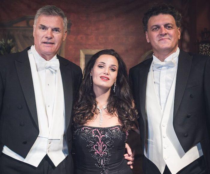 Love Duets, Italians Opera Arias and Neapolitan songs (2020)