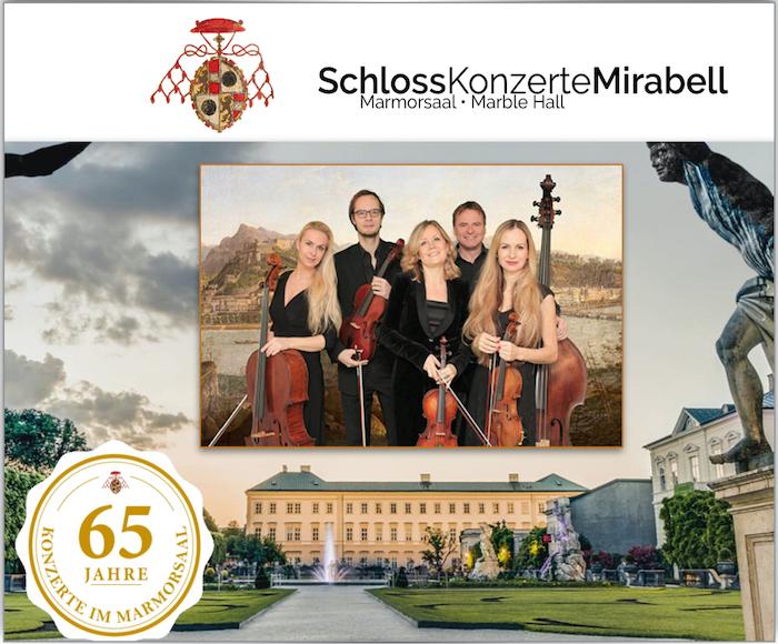 Salzburg Palace Concerts with Ensemble Altenau