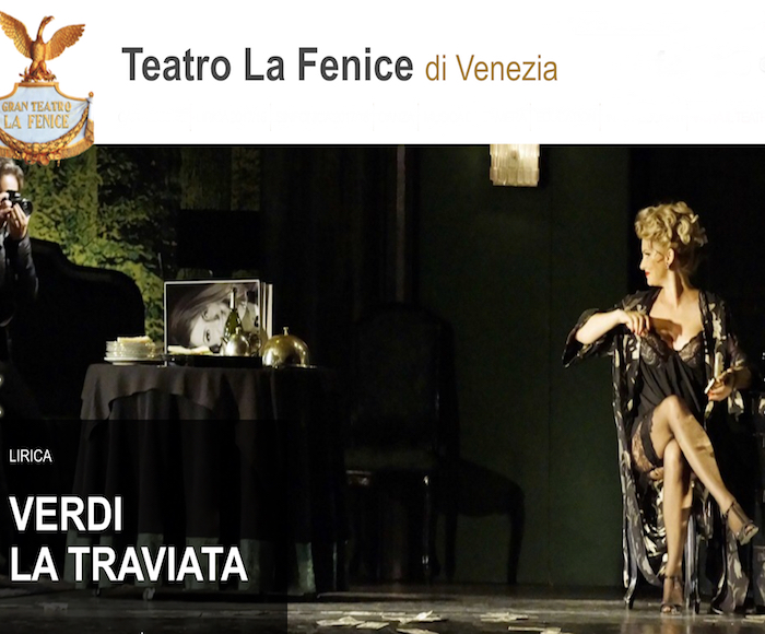 LA TRAVIATA (September 28th, 2018).