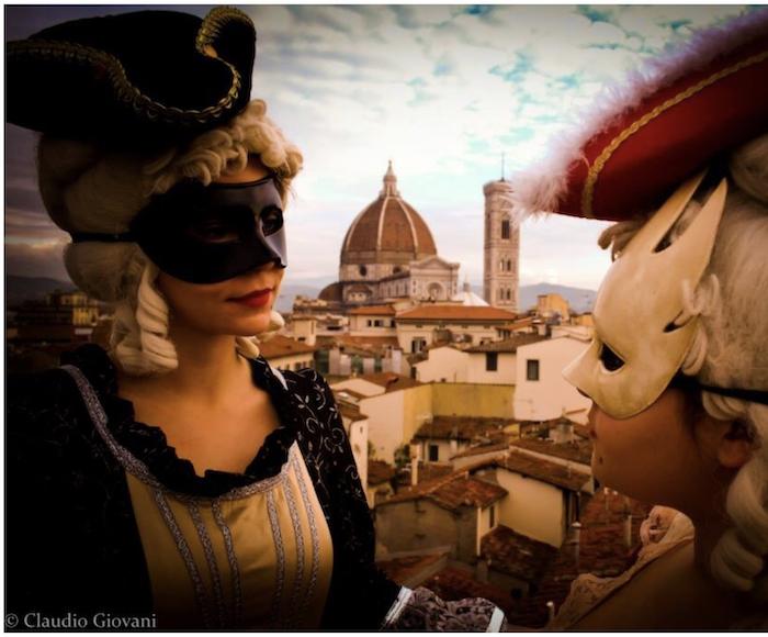 Musica in Maschera, Firenze