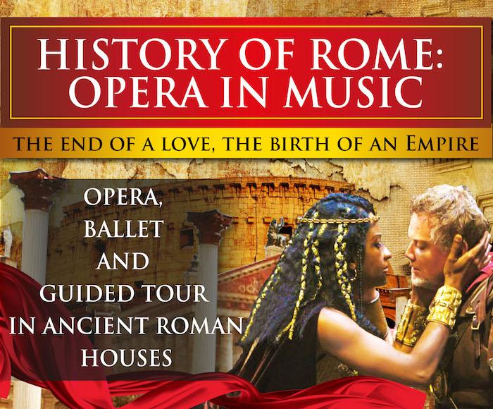 History of Rome, Opera in Musica