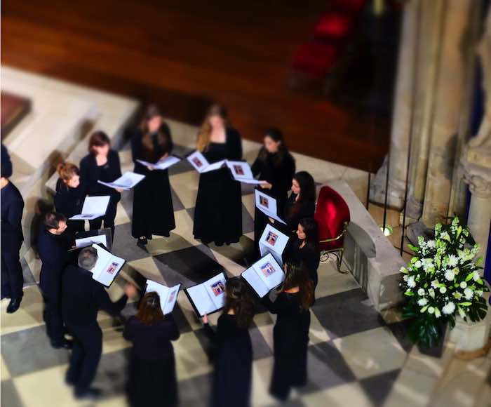 The art of polyphony at Notre-Dame de Paris