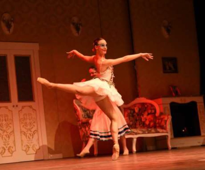 The Nutcracker in Rome
