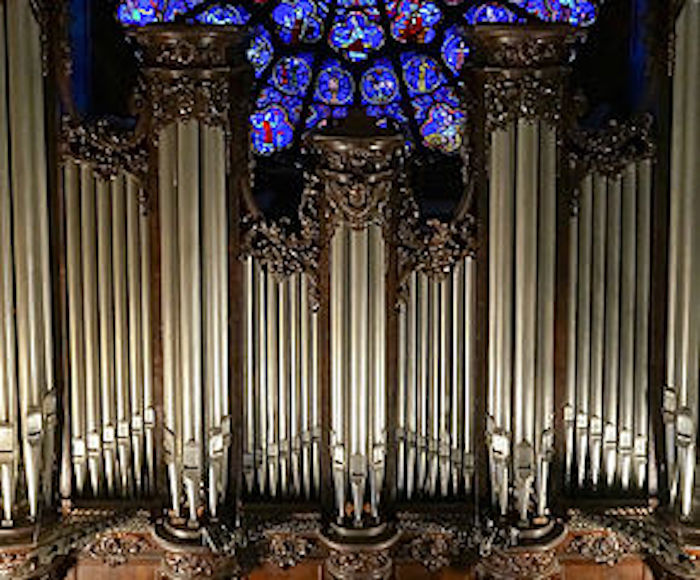 Organ recital - M° Stephen Tharp (August 28th, 2018)