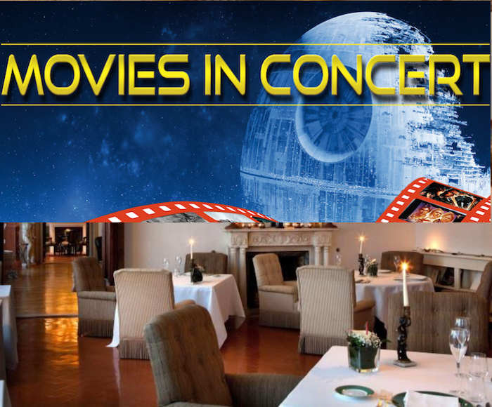 MOVIES IN CONCERT with DINNER