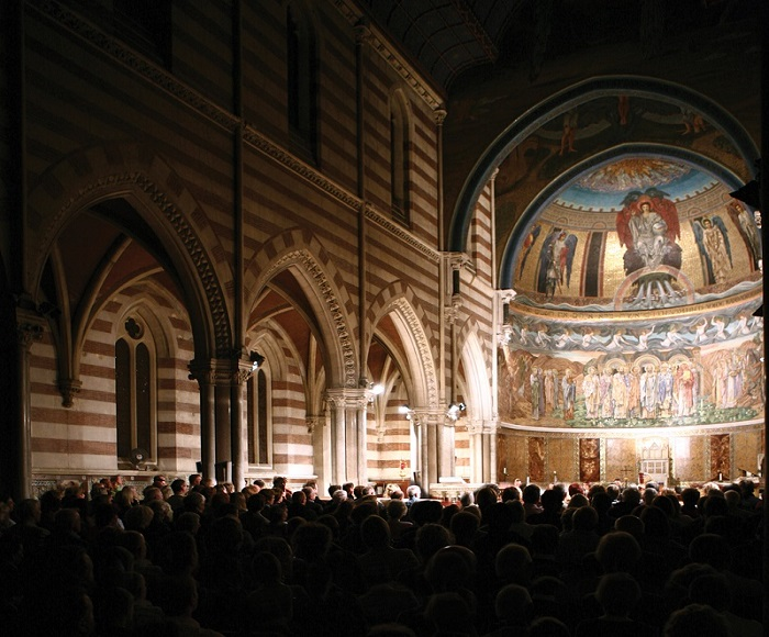 LA TRAVIATA nella Chiesa di San Paolo Entro le Mura