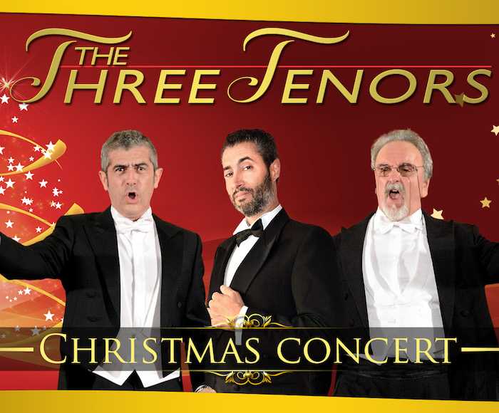 The Three Tenors, Christmas Concert