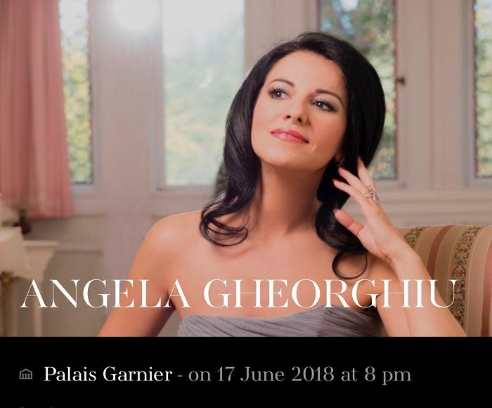 ANGELA GHEORGHIU recital