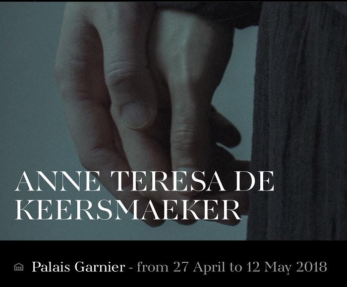 ANNE TERESA DE KEERSMAEKER