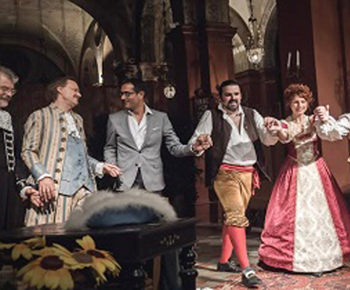 The Barber of Seville (2018/2019)