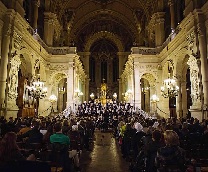 Concert Commémorant les Funérailles de Chopin