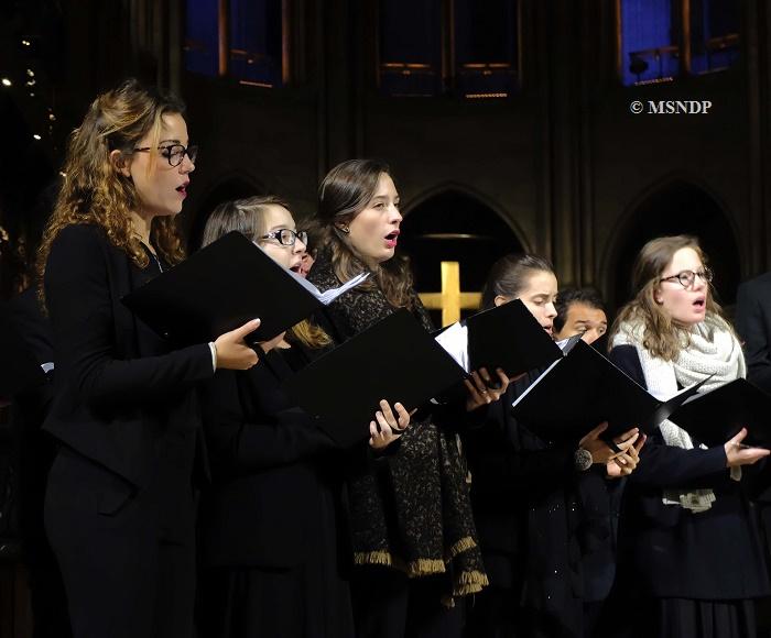 L'art de la polyphonie à Notre-Dame de Paris
