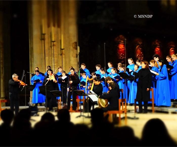 Musique Sacrée à Notre-Dame de Paris