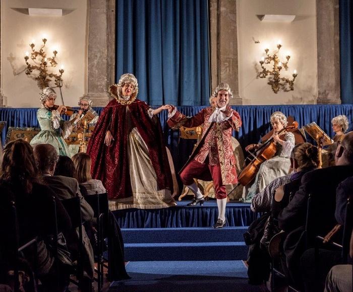 Barocco & Opera Arias (2018)
