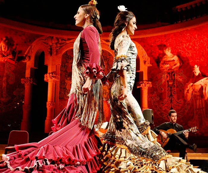 Flamenco dance, music and singing (Teatre Poliorama)