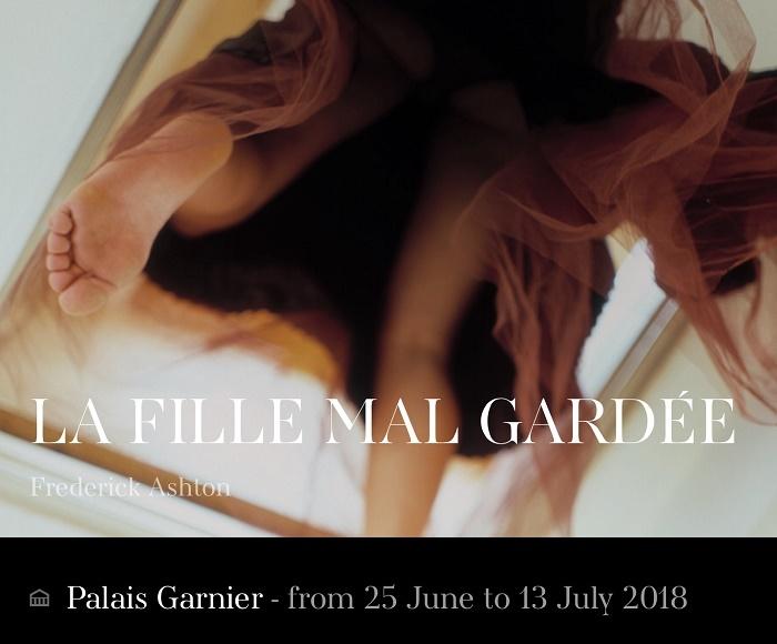 LA FILLE MAL GARDÉE - Ballet