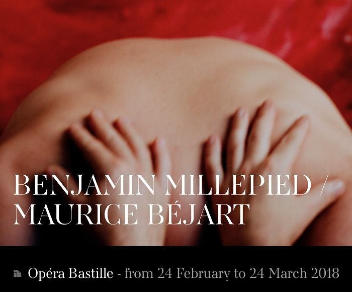 BENJAMIN MILLEPIED / MAURICE BÉJART - Ballet