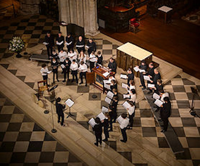 Christmas Concert in Saint-Sulpice Church (17/12/2019)
