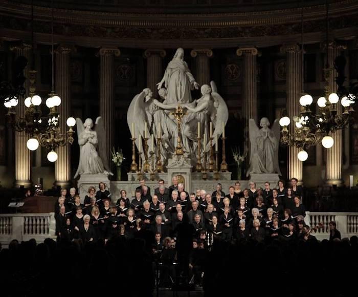 Grand Concert de Noël à la Madeleine 2018