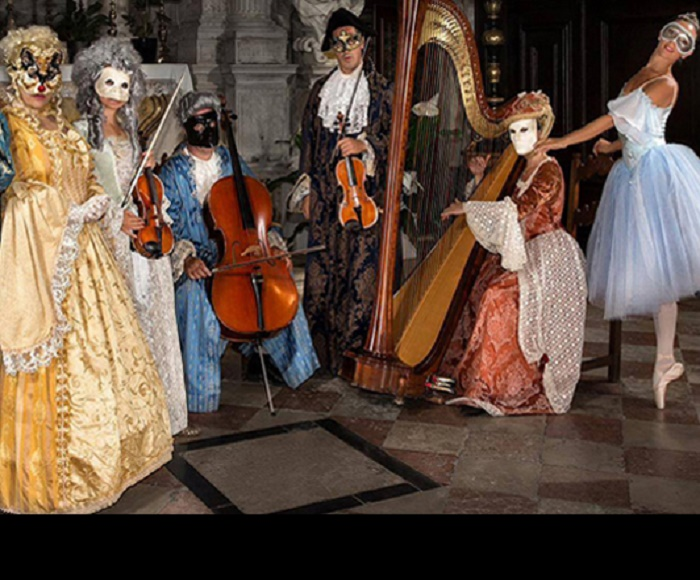 Musica in Maschera, Venezia