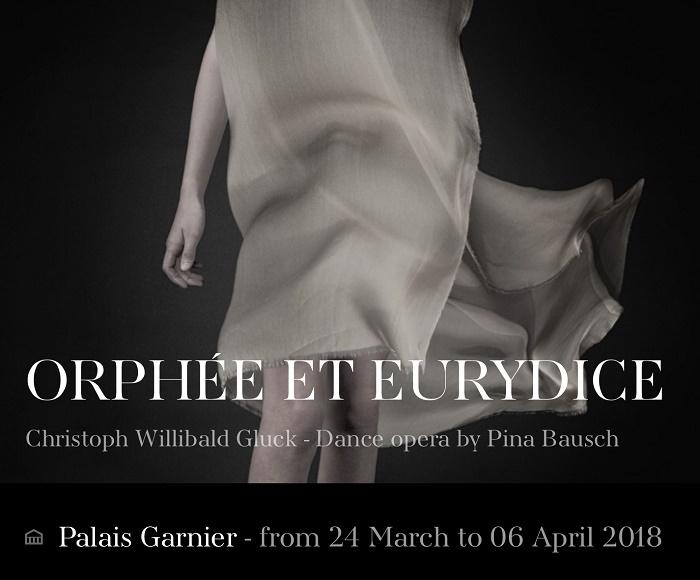 ORPHÉE ET EURYDICE - Dance opera by Pina Bausch