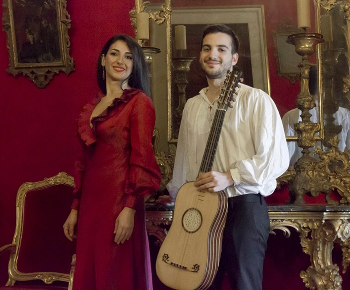 CONCERT AND TOUR AT VILLA DEL PRINCIPE