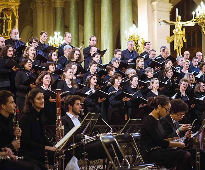 Requiem de Mozart & Paukenmesse de Haydn